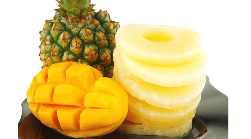 Resultado de imagen para piña mango
